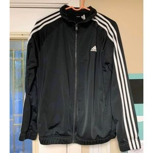 Women's Adidas zip-up